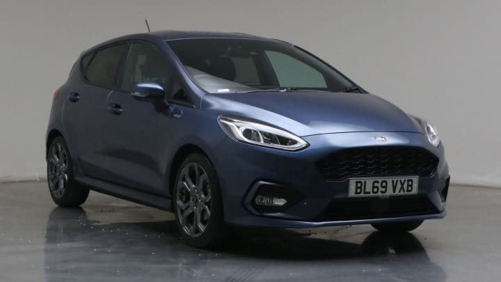 2020 used Ford Fiesta 1L ST-Line Edition EcoBoost T