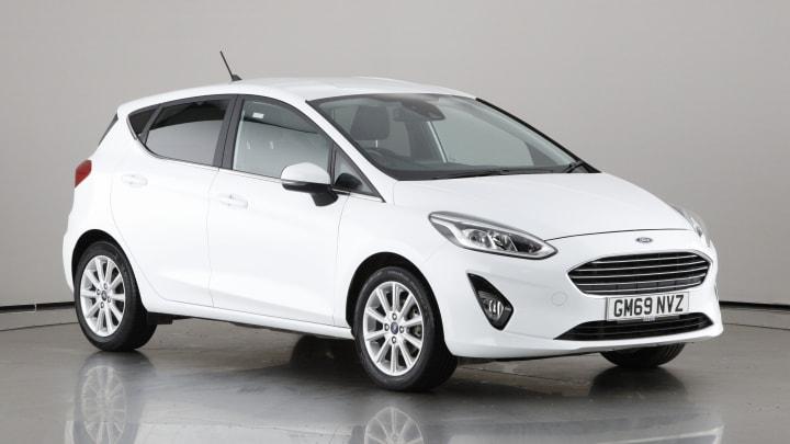 2020 used Ford Fiesta 1L Titanium