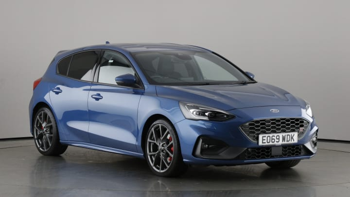 2019 used Ford Focus 2.3L ST EcoBoost T