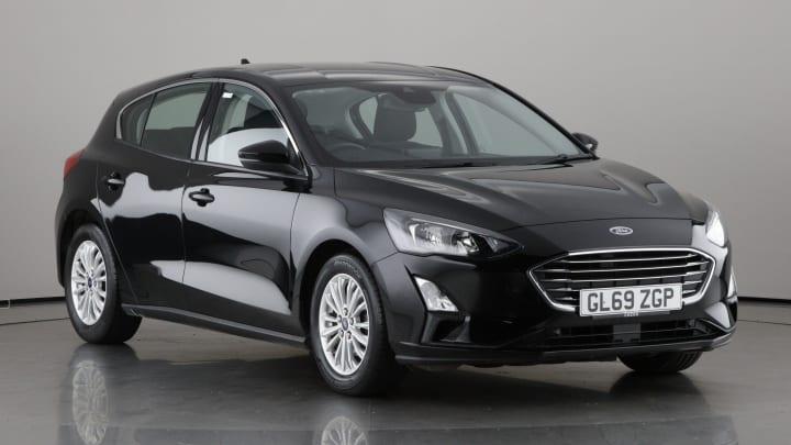 2019 used Ford Focus 1.5L Titanium EcoBlue
