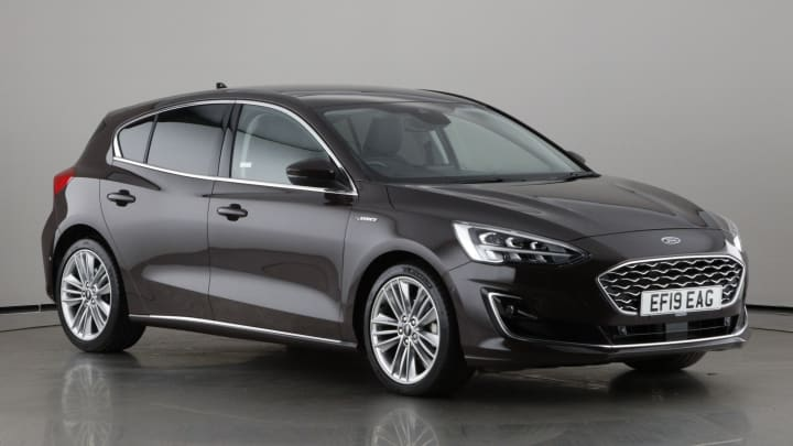 2019 used Ford Focus 1.5L Vignale EcoBoost T
