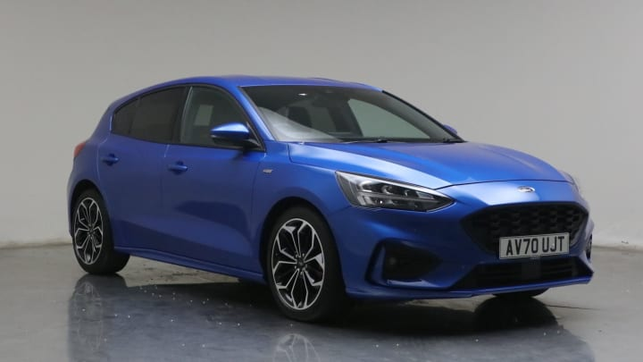 2020 used Ford Focus 1L ST-Line X Edition EcoBoost MHEV T