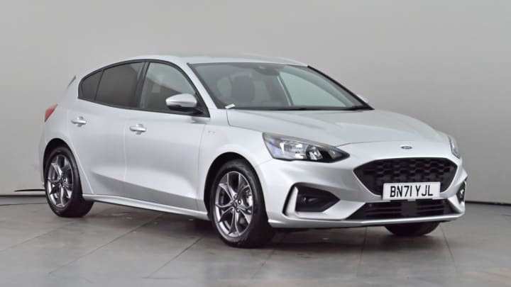 2021 subscription Ford Focus 1L ST-Line Edition EcoBoost T