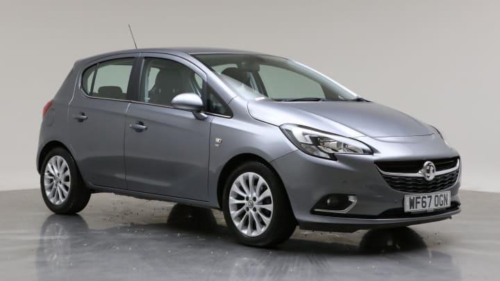 2017 Used Vauxhall Corsa 1.4L SE i