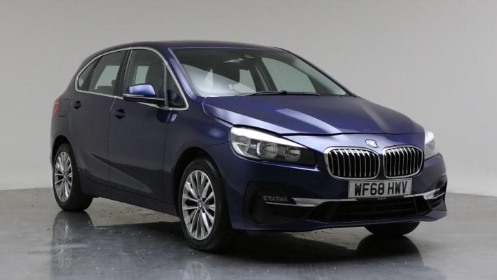 2018 Used BMW 2 Series Active Tourer 2L Luxury 220d