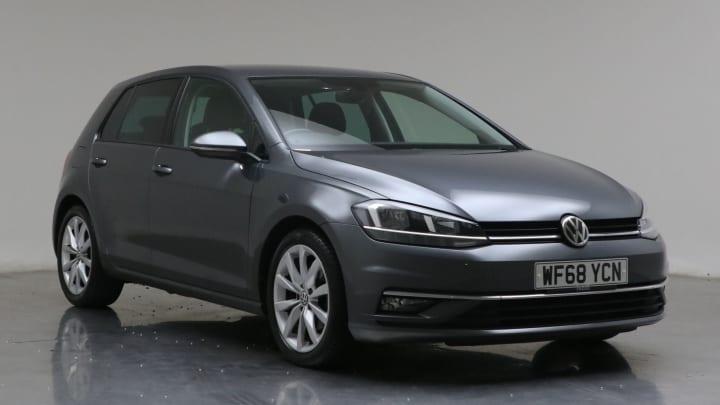 2018 Used Volkswagen Golf 1.5L GT TSI EVO
