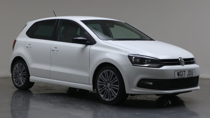 2017 Used Volkswagen Polo 1.4L BlueGT ACT TSI