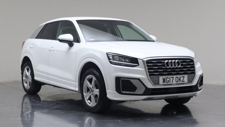 2017 Used Audi Q2 1L Sport TFSI