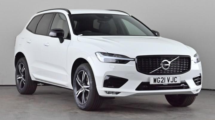 2021 subscription Volvo XC60 2L R-Design MHEV B4