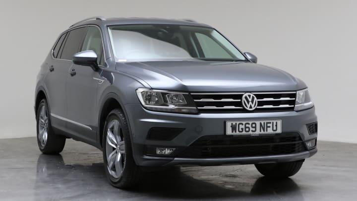 2019 Used Volkswagen Tiguan Allspace 2L Match TDI