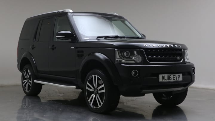 2016 Used Land Rover Discovery 4 3L Landmark SD