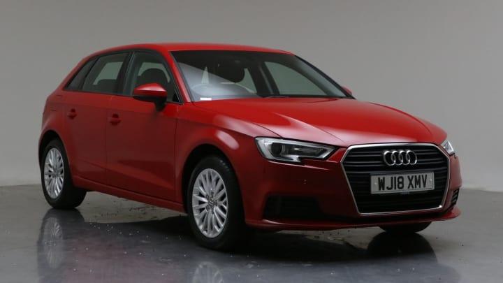 2018 Used Audi A3 1.5L SE Technik CoD TFSI