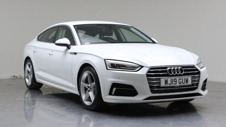 2019 Used Audi A5 2L Sport TFSI