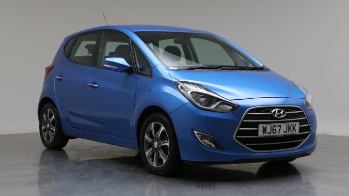 2017 Used Hyundai ix20 1.6L SE Nav