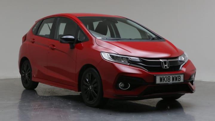 2018 Used Honda Jazz 1.5L Sport i-VTEC
