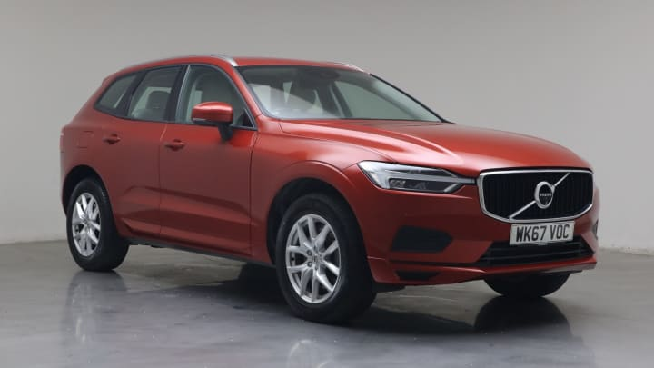 2017 used Volvo XC60 2L Momentum D4