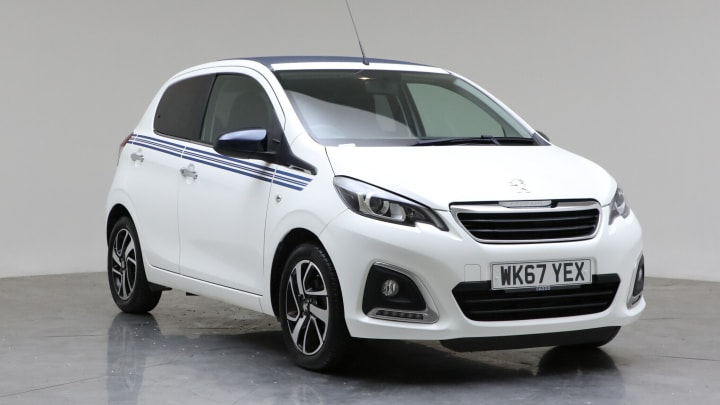 2017 Used Peugeot 108 1.2L Collection PureTech