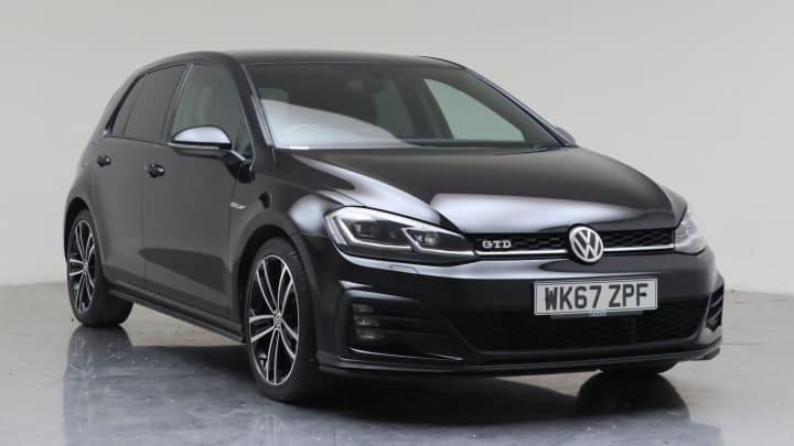 2017 Used Volkswagen Golf 2L GTD TDI
