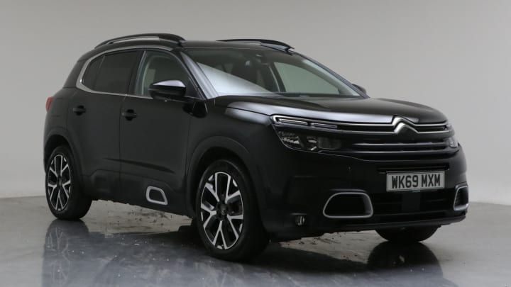 2019 Used Citroen C5 Aircross 1.2L Flair Plus PureTech