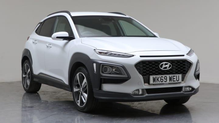 2019 Used Hyundai Kona 1L Premium SE T-GDi