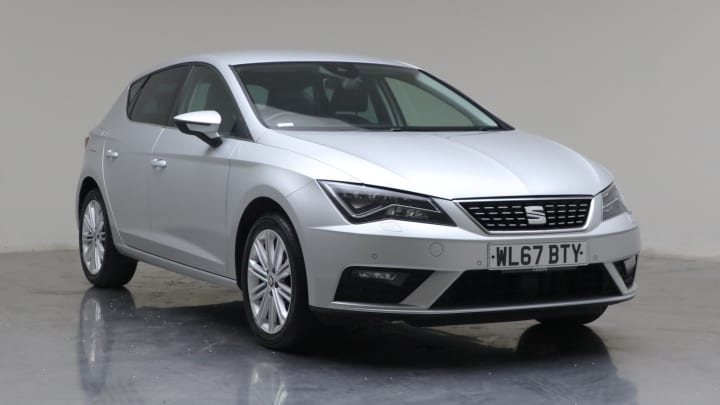 2017 Used Seat Leon 1.4L XCELLENCE Technology EcoTSI