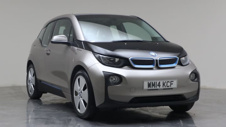 2014 Used BMW i3 0.6L