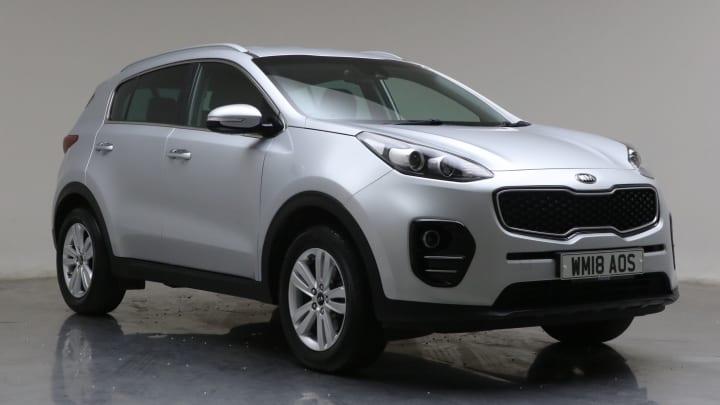 2018 Used Kia Sportage 1.6L 2 GDi