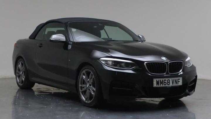 2019 used BMW 2 Series 3L M240i
