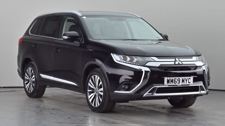 2020 Used Mitsubishi Outlander 2L Exceed MIVEC