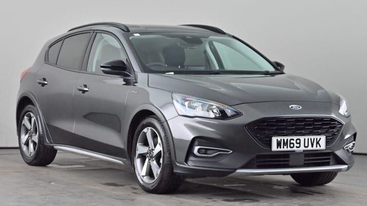 2020 Used Ford Focus 1.5L Active EcoBoost T
