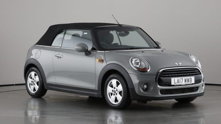 2017 used Mini Convertible 1.5L Cooper