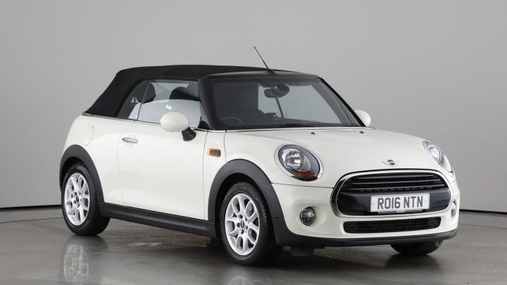 2016 used Mini Convertible 1.5L Cooper