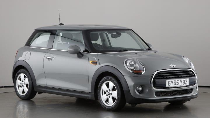 2015 used Mini Hatch 1.5L Cooper