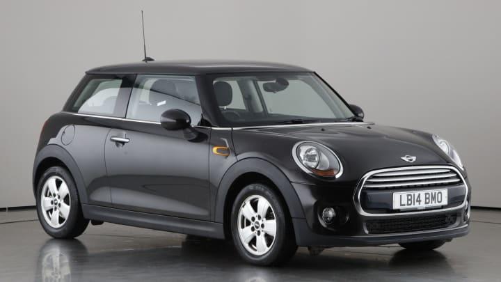 2014 used Mini Hatch 1.5L Cooper D