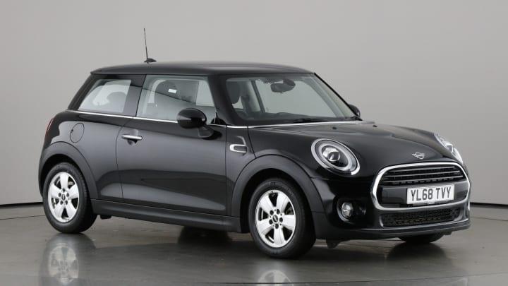 2018 used Mini Hatch 1.5L Cooper Classic