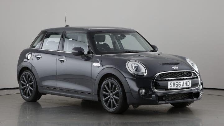 2016 used Mini Hatch 2L Cooper S