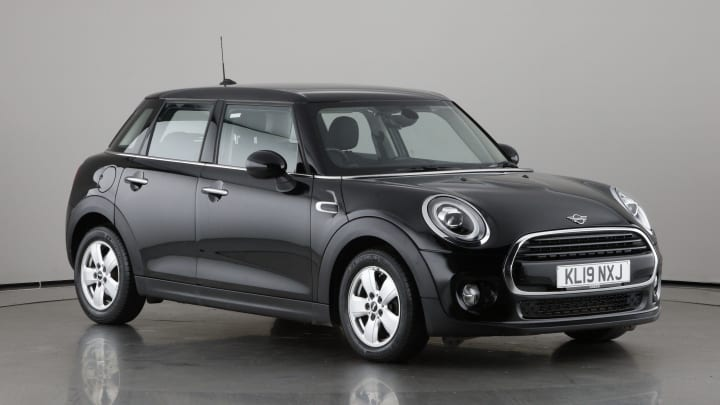 2019 used Mini Hatch 1.5L Cooper Classic