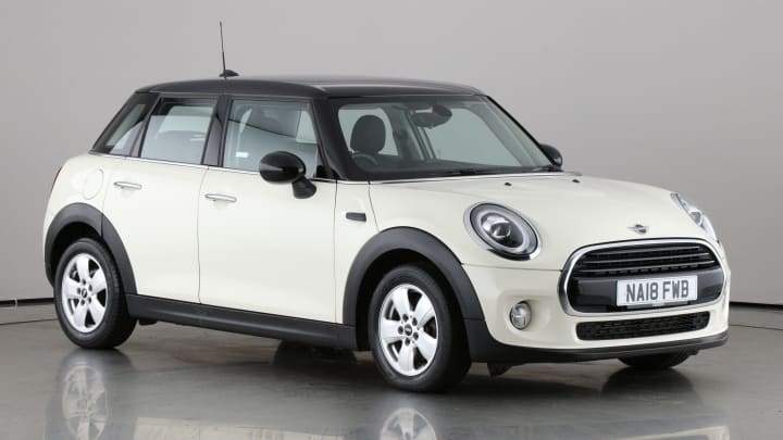 2018 used Mini Hatch 1.5L Cooper D