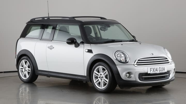 2014 used Mini Clubman 1.6L Cooper