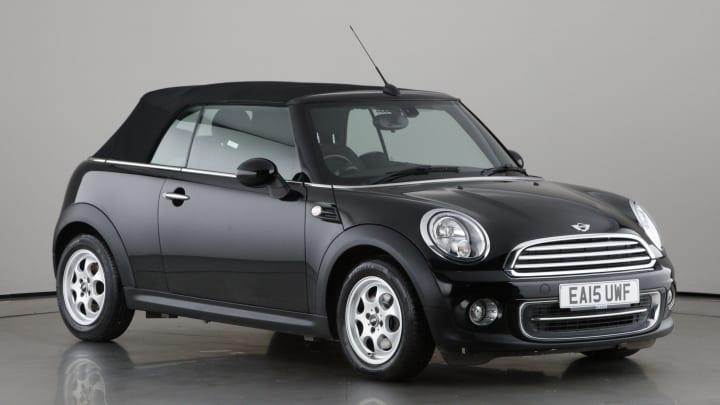 2015 used Mini Convertible 1.6L Cooper