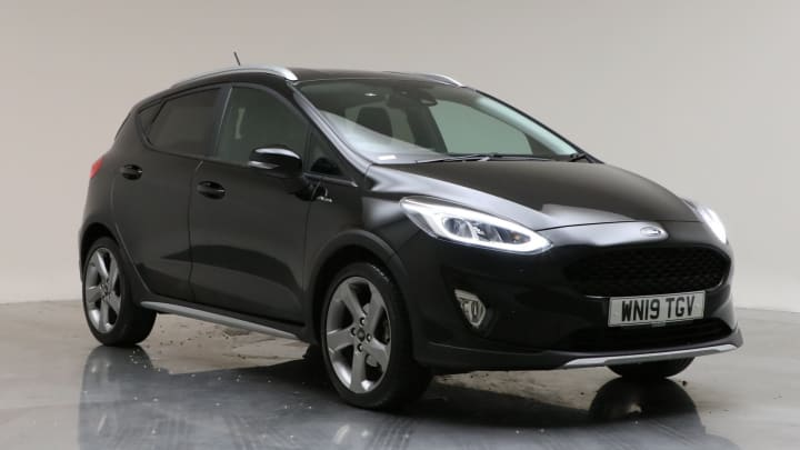 2019 Used Ford Fiesta 1L Active 1 EcoBoost T