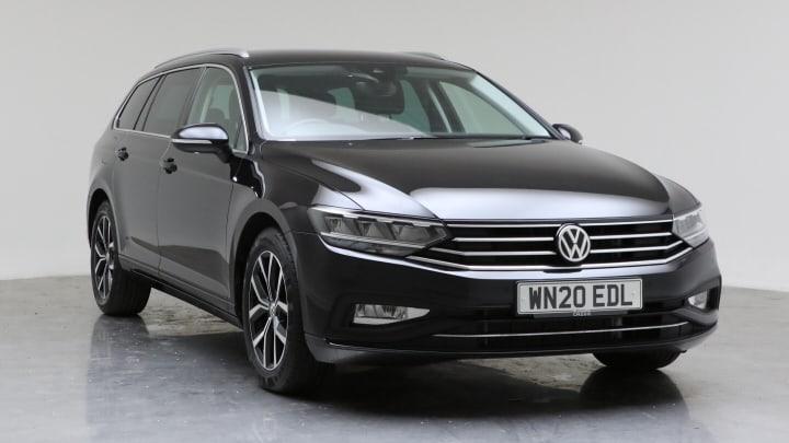 2020 Used Volkswagen Passat 1.6L SEL TDI