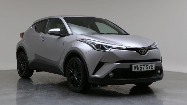 2017 Used Toyota C-HR 1.2L Excel VVT-i