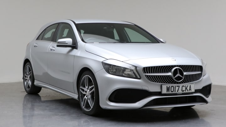 2017 Used Mercedes-Benz A Class 2.1L AMG Line A200d