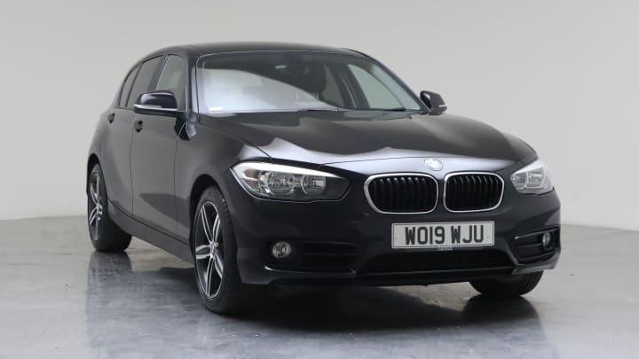 2019 Used BMW 1 Series 1.5L Sport 118i