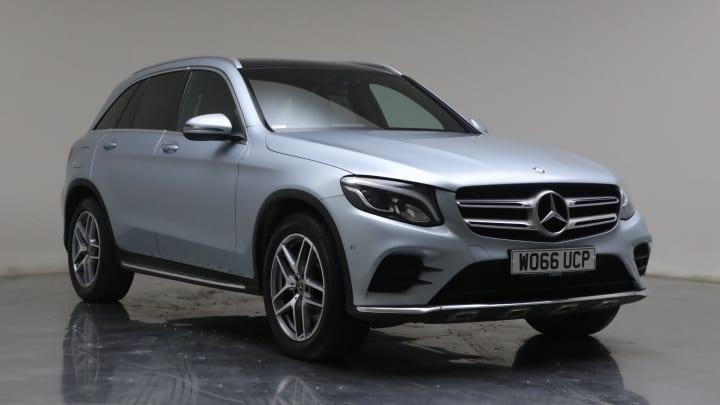 2017 Used Mercedes-Benz GLC Class 2.1L AMG Line GLC250d