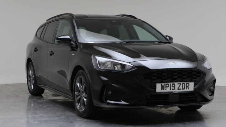 2019 Used Ford Focus 1.5L ST-Line EcoBlue