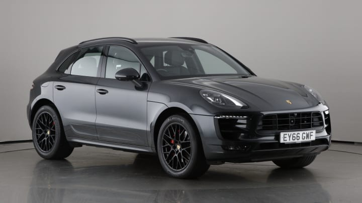 2016 used Porsche Macan 3L GTS T V6