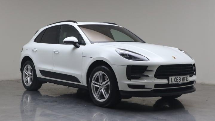 2018 used Porsche Macan 2L T