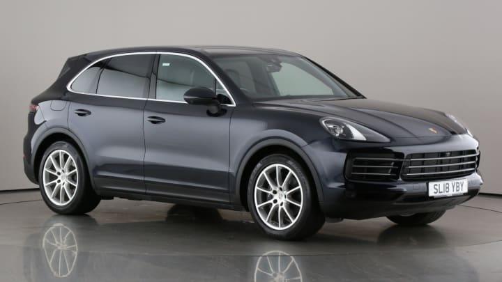 2018 used Porsche Cayenne 3L T V6